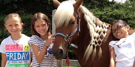 Équitation Camps de jour